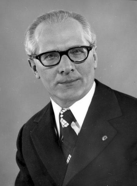 Ерих Хонекер