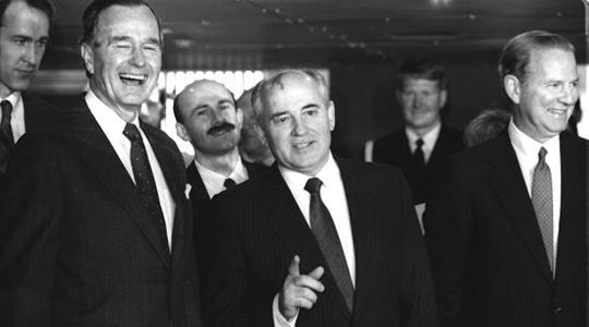 срещата в Малта 1989-та