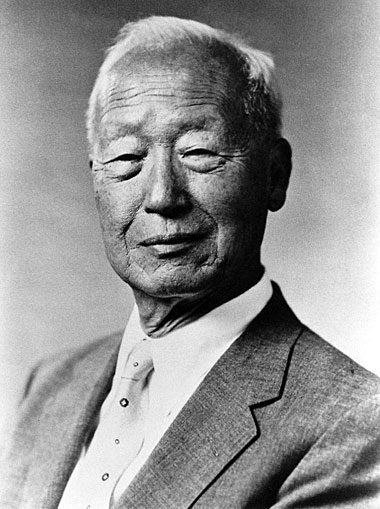 Ли Син Ман - първият президент на Южна Корея