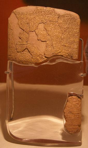 договорът след битката при Кадеш