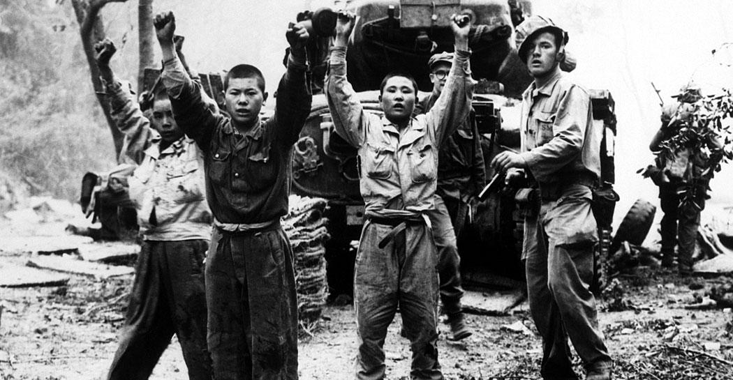 инчонската операция от септември 50-та година - вторият етап на войната в Корея