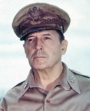 генерал Дъглас Макартър