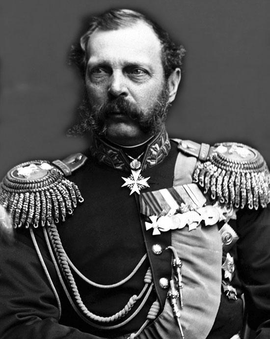 Цар Освободител - наричан така от българи и руснаци но поради различни причини