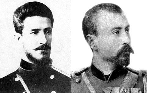 офицерите Узунов и Панов