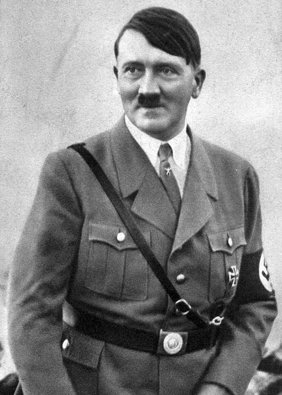 фюрерът през 1933