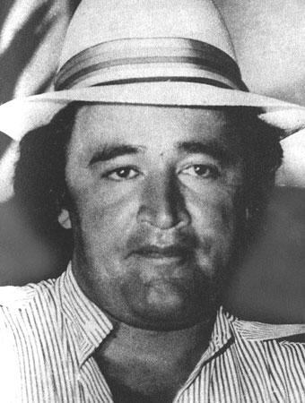 Хосе Рдоригез Гача - по-късно убит от Потерята