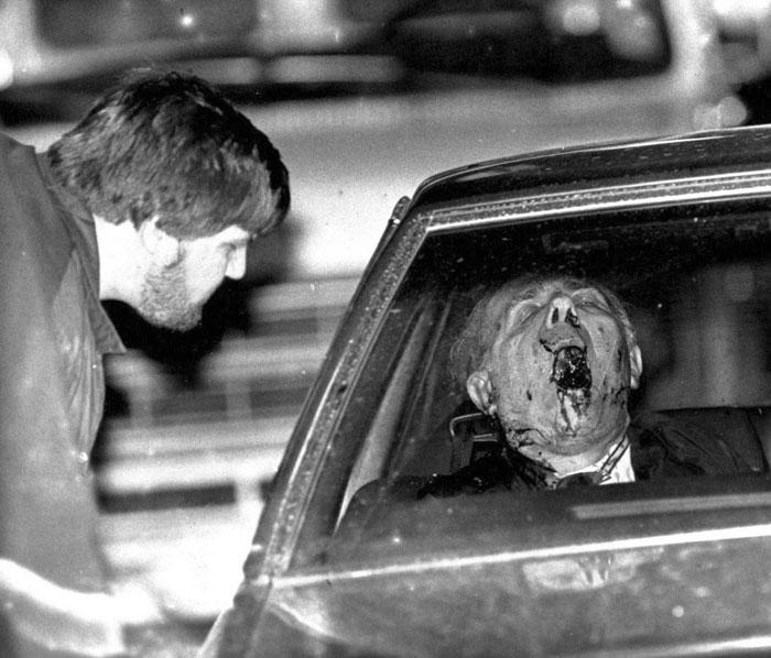 убийството на Анджело Бруно