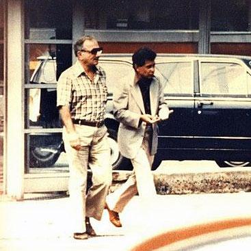 Фил Теста и Никодимо Скарфо