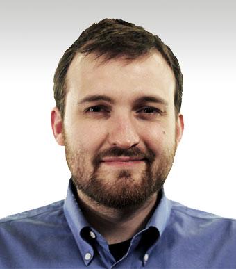 Чарлз Хоскинсън - съосновател на Кардано